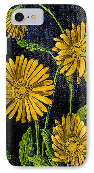 Flowers IPhone Case by Svetlana Sewell