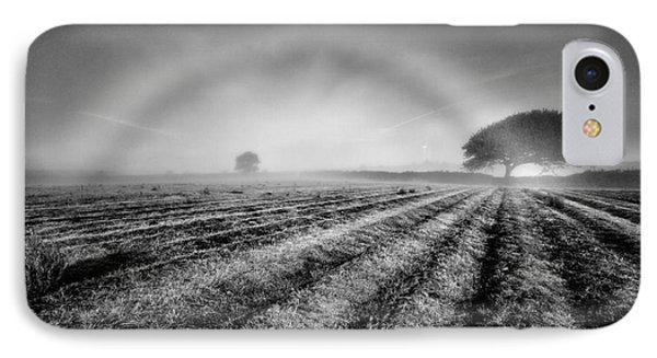 Fog Bow Phone Case by John Farnan
