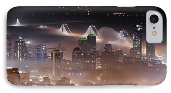 Fog City - San Francisco IPhone Case