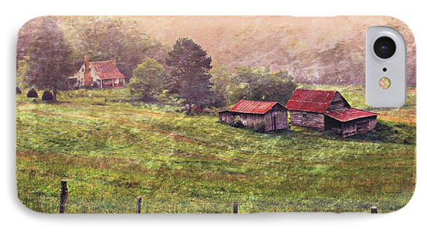 Foggy Farm IPhone Case