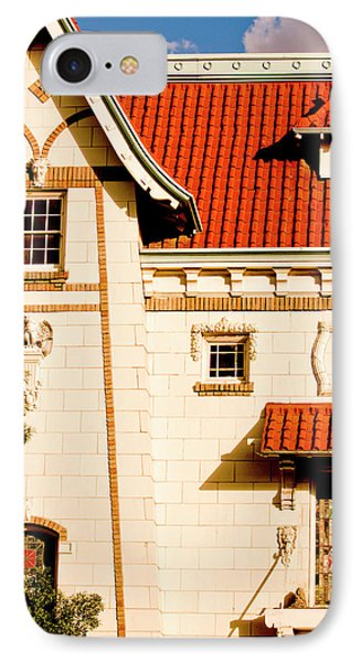Former Liberty Theater Building, Walla IPhone Case by Nik Wheeler