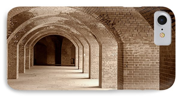 Fort Point Arches IPhone Case