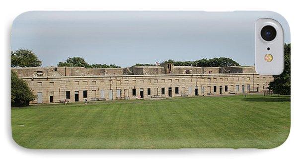 Fort Warren Boston Massachusetts IPhone Case