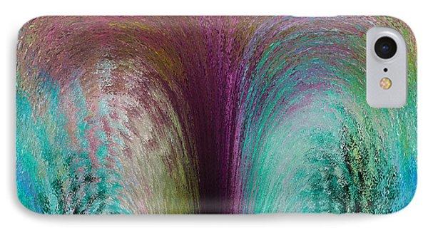 Fountain Art Phone Case by David Pyatt