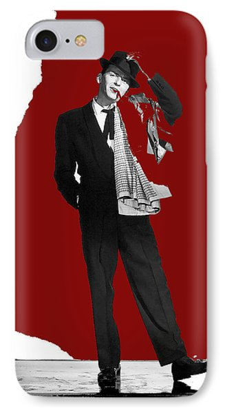 Frank Sinatra Pal Joey Publicity Photo 1957-2014 IPhone Case by David Lee Guss