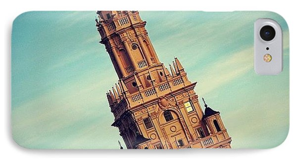 Freedom Tower - Miami IPhone Case by Joel Lopez