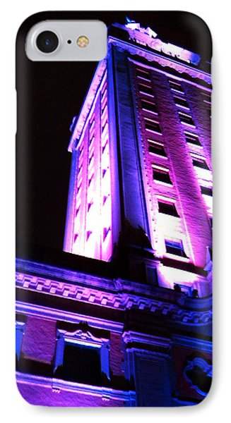 IPhone Case featuring the photograph Freedom Tower by J Anthony