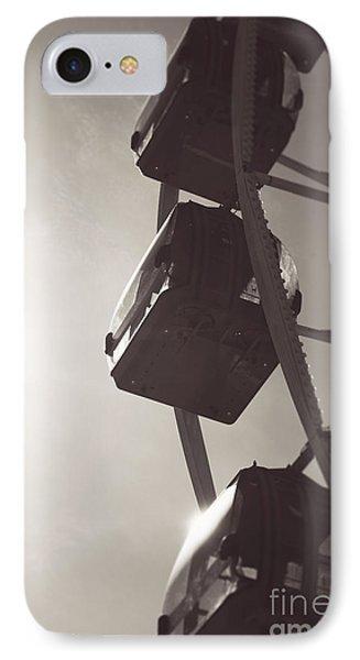 Fremantle Ferris Wheel  IPhone Case by Cassandra Buckley