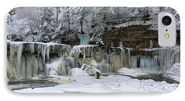 Frozen In Time IPhone Case by Daniel Behm