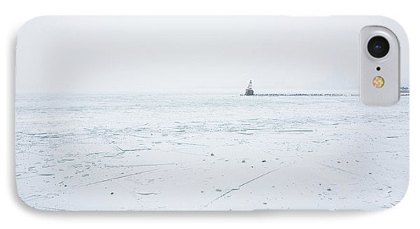 Frozen Phone Case by Joanna Madloch