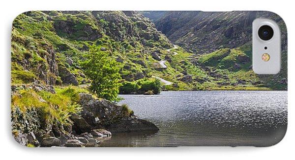 Gap Of Dunloe Lake IPhone Case by Jane McIlroy