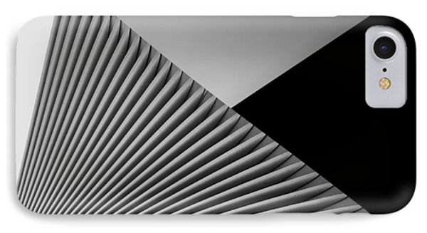 Geometry  IPhone Case by Rodica Tanase