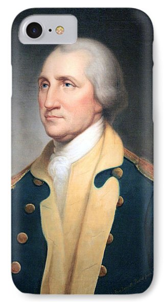 George Washington By Rembrandt Peale IPhone Case