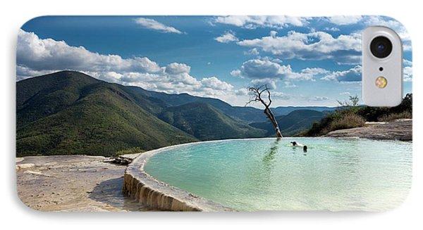 Geothermal Pool IPhone Case