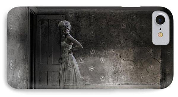 Ghost Bride IPhone Case by Diane Diederich