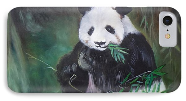 Giant Panda 1 IPhone Case