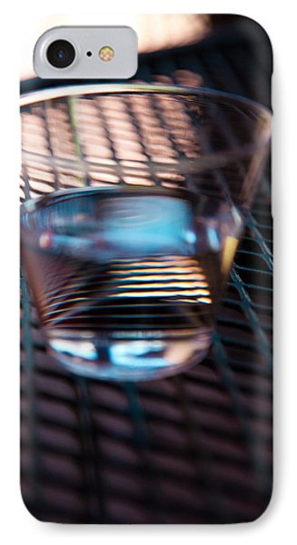 Glass Half Full Phone Case by David Patterson
