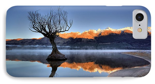 Glenorchy IPhone Case by Brad Grove
