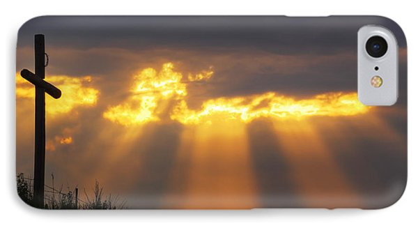 IPhone Case featuring the photograph Glorious Sunrise by Rob Graham