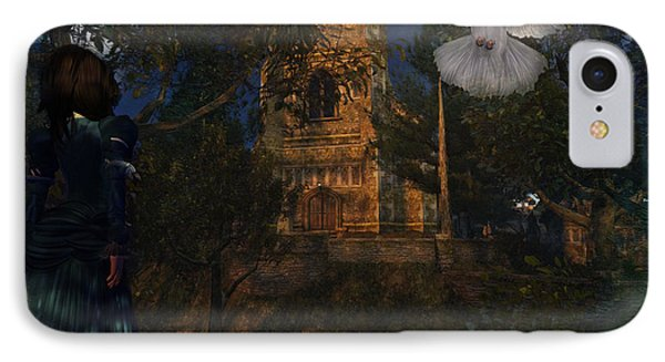 Goatswood Cathedral IPhone Case by Kylie Sabra