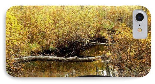 Golden Creek IPhone Case