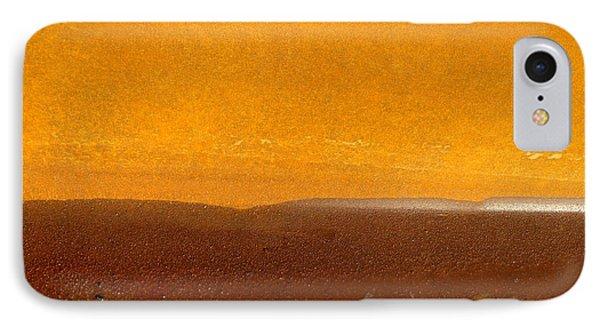 IPhone Case featuring the photograph Golden Horizon by Robert Riordan