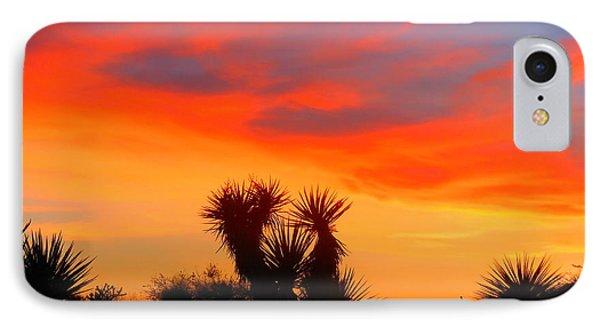 Golden Valley Sunset IPhone Case