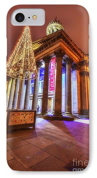 Goma Glasgow  Phone Case by John Farnan