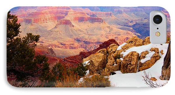 Grand Canyon Arizona IPhone Case by Bob Pardue