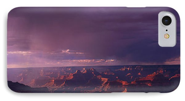Grand Canyon National Park, Arizona, Usa IPhone Case by Panoramic Images