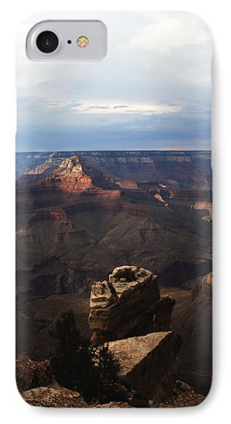 Grand Canyon View IPhone Case by Ivete Basso Photography