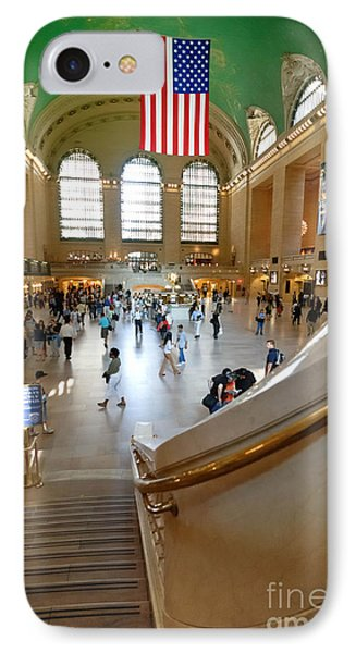 Grand Central Station New York City Phone Case by Amy Cicconi