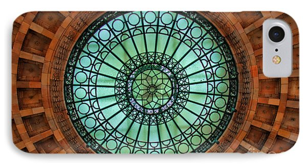 Grand Rotunda Pennsylvanian Pittsburgh Phone Case by Amy Cicconi
