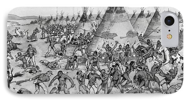 Grattan Massacre, 1854 IPhone Case