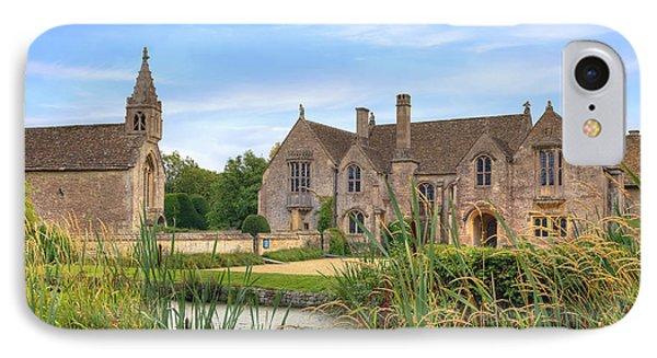 Great Chalfield Manor Phone Case by Joana Kruse