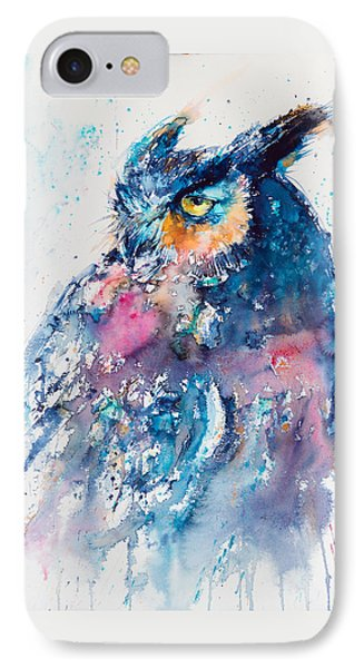 Great Horned Owl IPhone 7 Case