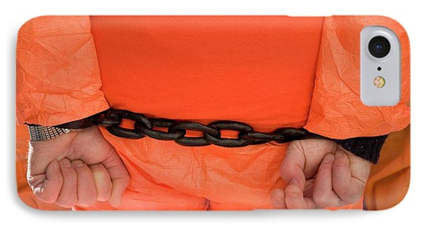 Guantanamo Protest IPhone Case by Jim West