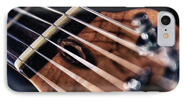 Guitar Strings Phone Case by Stelios Kleanthous