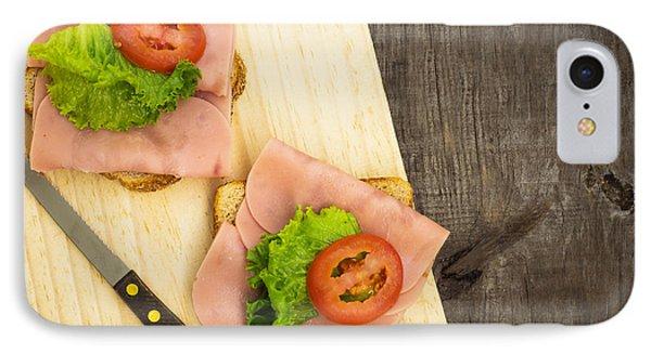 Ham Sandwiches IPhone Case