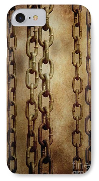Hanged Chains Phone Case by Carlos Caetano