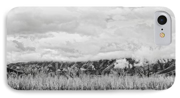 IPhone Case featuring the photograph Hanning Flat by Hugh Smith