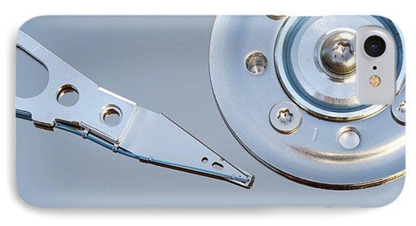 Hard Disc IPhone Case