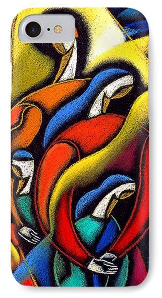 Harmony IPhone Case by Leon Zernitsky
