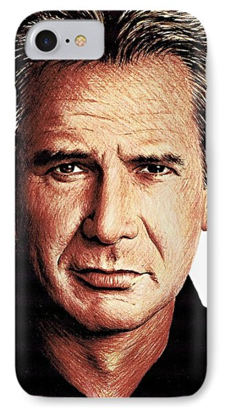 Harrison Ford Phone Case by Andrew Read