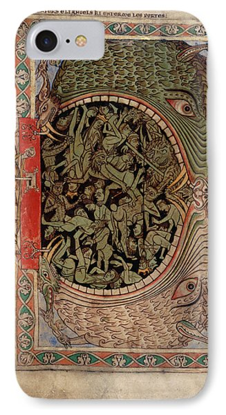 Harrowing Of Hell IPhone Case