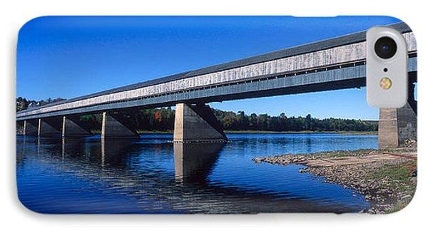 Hartland Bridge, Worlds Longest Covered IPhone Case