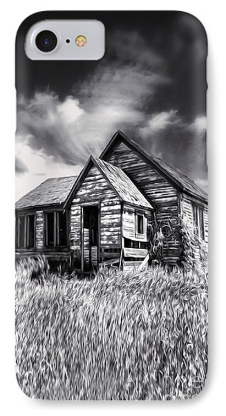Haunted Shack IPhone Case by Gregory Dyer