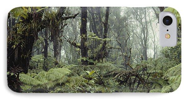 Hawaiian Rainforest IPhone Case by Gregory G. Dimijian, M.D.