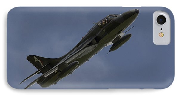 Hawker Hunter Phone Case by J Biggadike