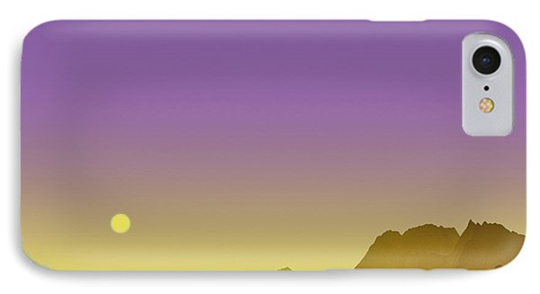 Heaven's Breath 5 IPhone Case by The Art of Marsha Charlebois